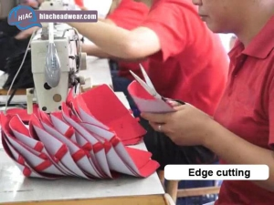 Edge cutting