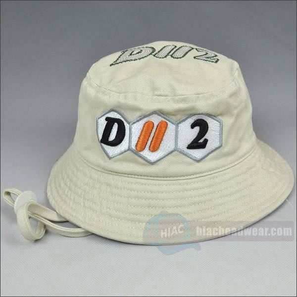 custom 3d embroidery bucket hats
