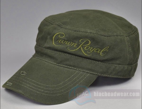 Custom Embroidery Military Hats
