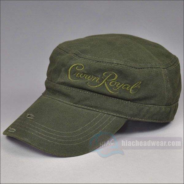 custom emb military hats