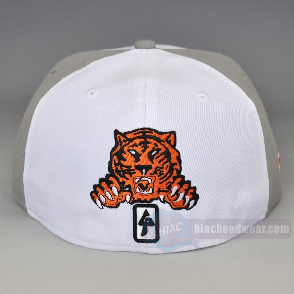 Custom Fitted Hats With-3d Embroidery - Hiacheadwear