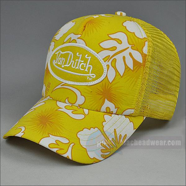 custom funny trucker hats