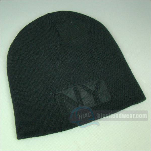 custom knitted beanies ny