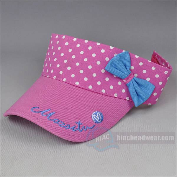 custom pink golf hats