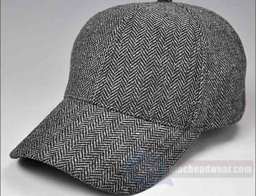 Custom Wool Retro Baseball Hats