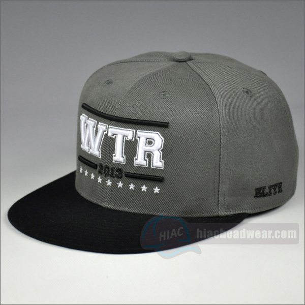 custom snapback maker embroidered design