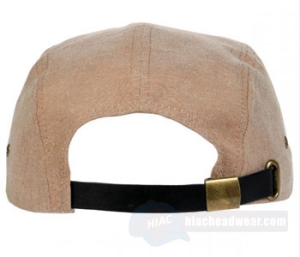 custom snapbacks closure options leather strap truck in
