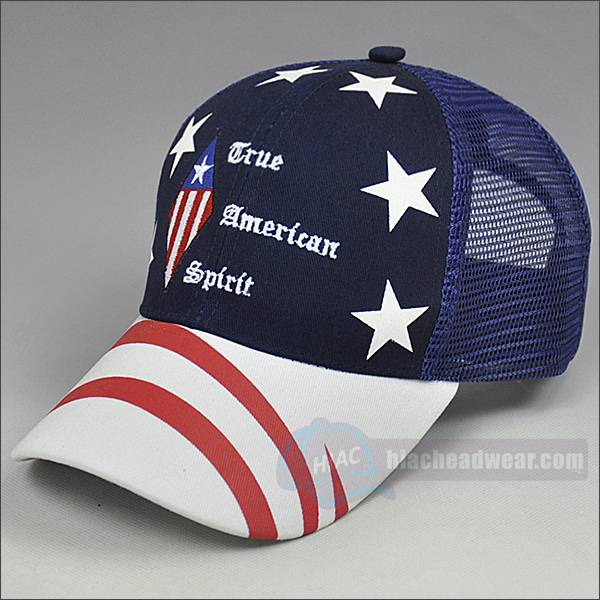 custom vintage trucker hats embroidery printing logo