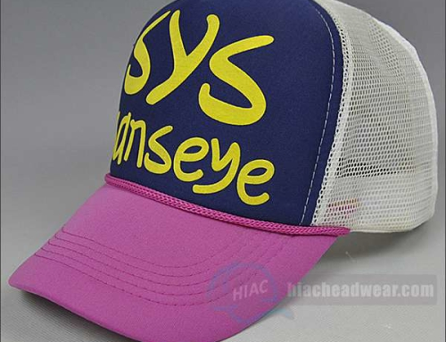 Custom Printing Logo Womens Trucker Hats