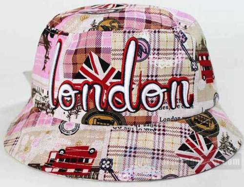 Customize Bucket Hats for Girls