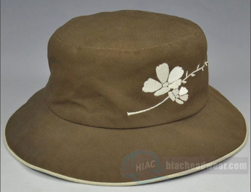 Customize Flower Bucket Hat for Women
