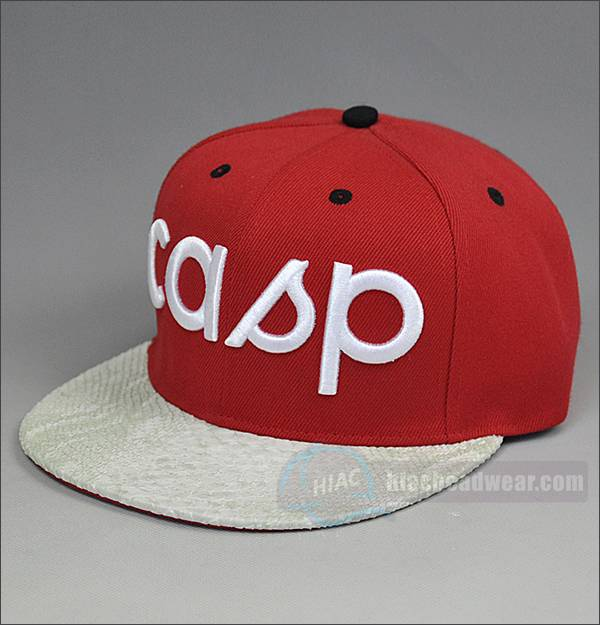 custom cotton twill snapbacks